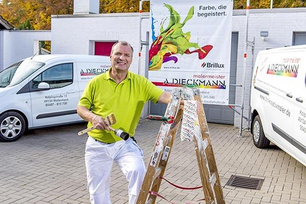 Malermeister Osnabrück Andreas Dieckmann