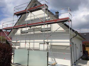 Fassadengestaltung Malermeister Osnabrück